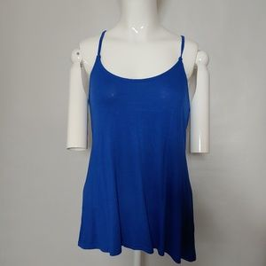 NWT Lascana by Venus Strappy Back Flowy Tank Top